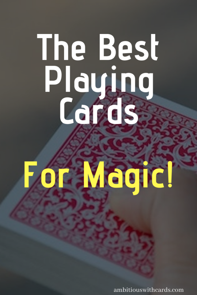 The 5 Best Cards for Magic Explained