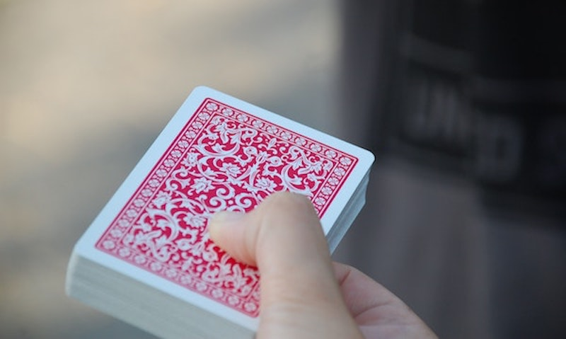 Best playing cards for card magic