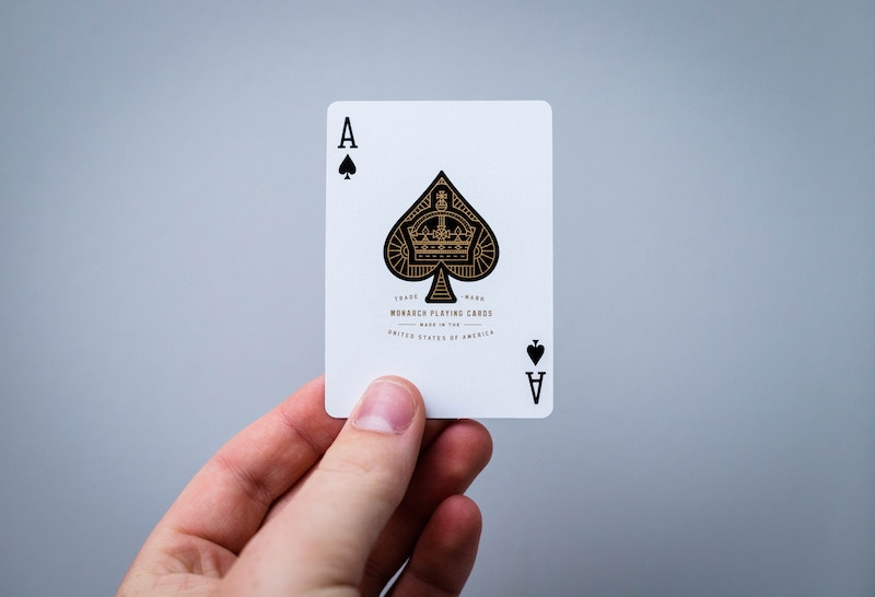 Ambitious Card Routine