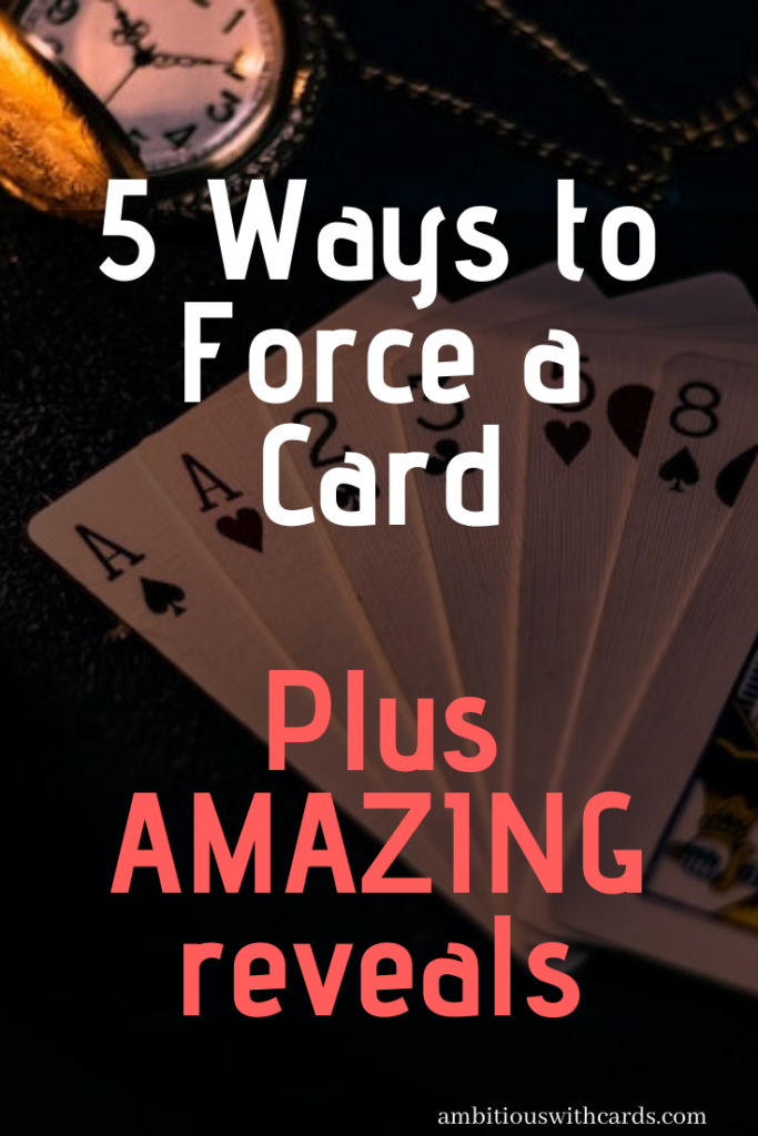 How to Force a Card in Magic & The 5 Best Forces
