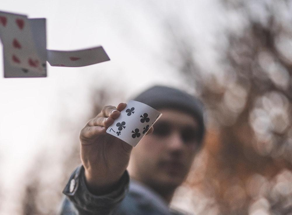 Card trick basics