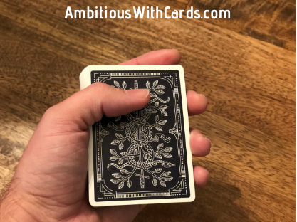 Mechanics grip with cards